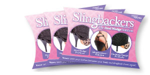 Slingbackers Packaging